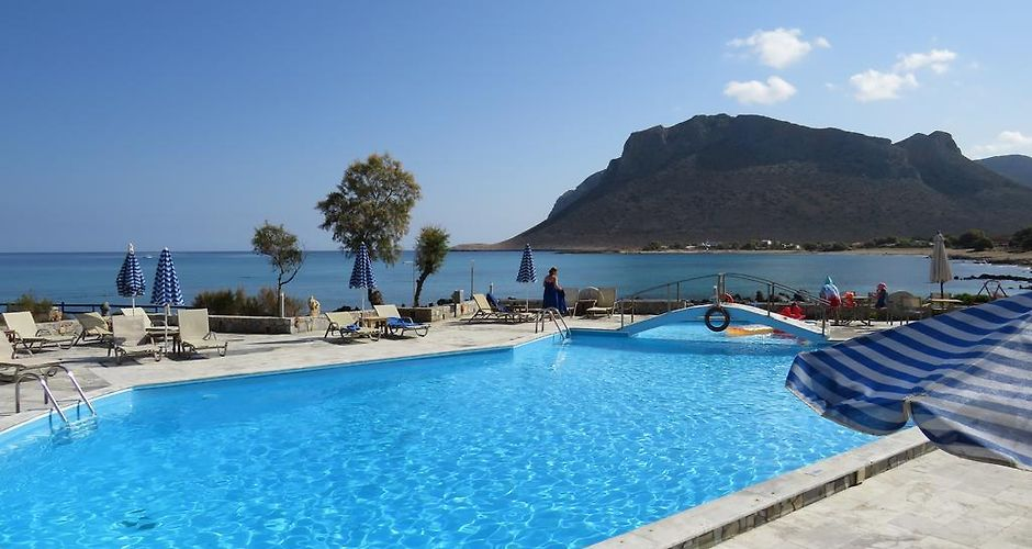 Blue Beach Villas Apartments Stavros
